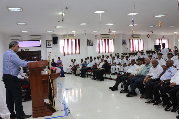 16th Batch of GME Cadets Passing Out Ceremony on 06 Dec 2018