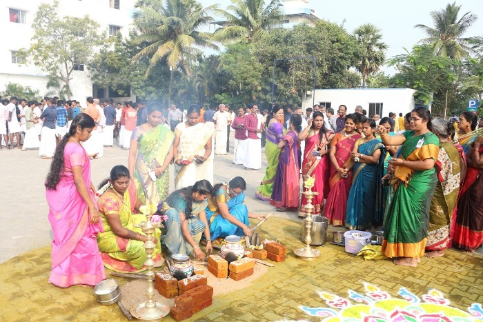 Pongal Celebrations on 11 Jan 2019