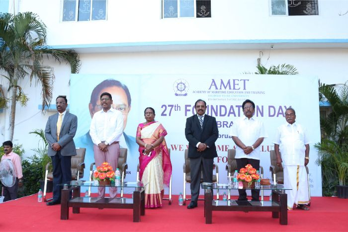 27th Foundation Day Celebrations, on 15 Feb 2019