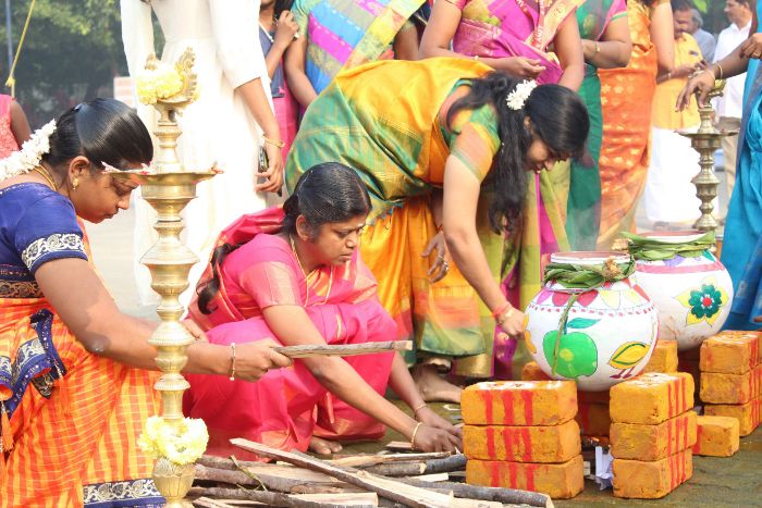 Pongal Celebrations, on 10 Jan 2020