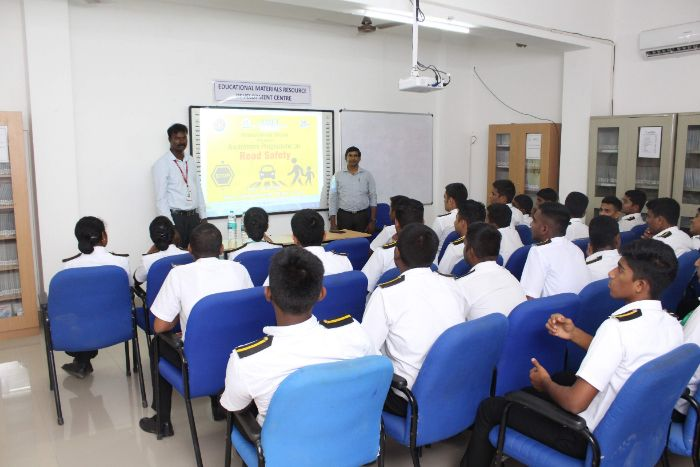 NSS Awareness programme conducted, on 24 Jan 2020