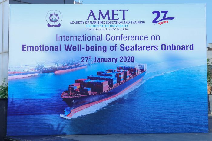 International Conference on Emotional Well-being of Seafarers Onboard, on 27 Jan 2020