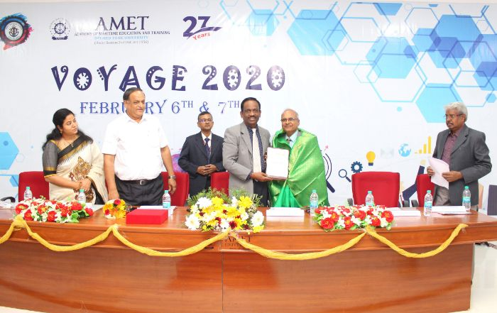 Voyage 2K20, organized by AMET Business School, on 06 & 07 Feb 2020